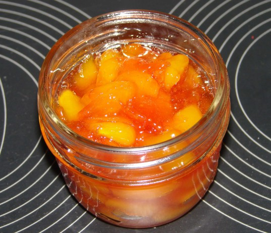 Nectarine Preserve Recipe — Dishmaps