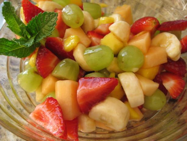 Tequila Lime Syrup For Fruit Salad Recipe - Dessert.Food.com