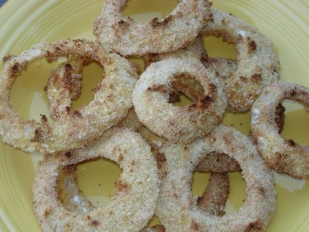 Oven Fried Onion Rings Recipe - Food.com