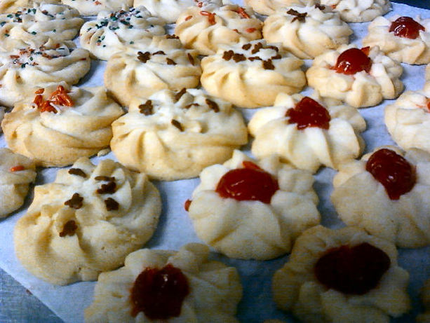 The best whipped shortbread cookie recipe