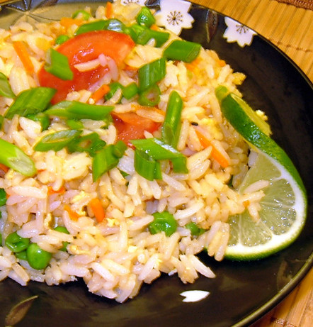 Kao Pad Thai-Style Fried Rice) Recipe - Food.com