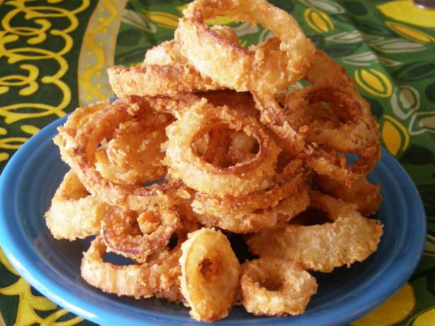 Kittencals Best Crispy Onion Rings Recipe - Food.com