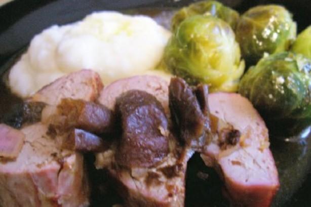 Prune-Stuffed Pork Roast Recipe - Food.com