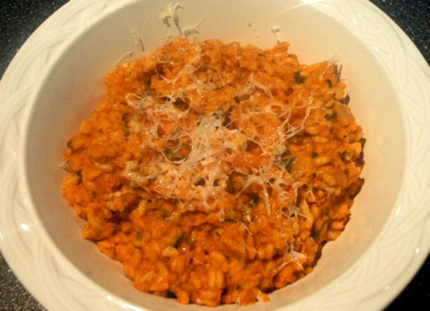 Pumpkin Risotto Recipe - Food.com