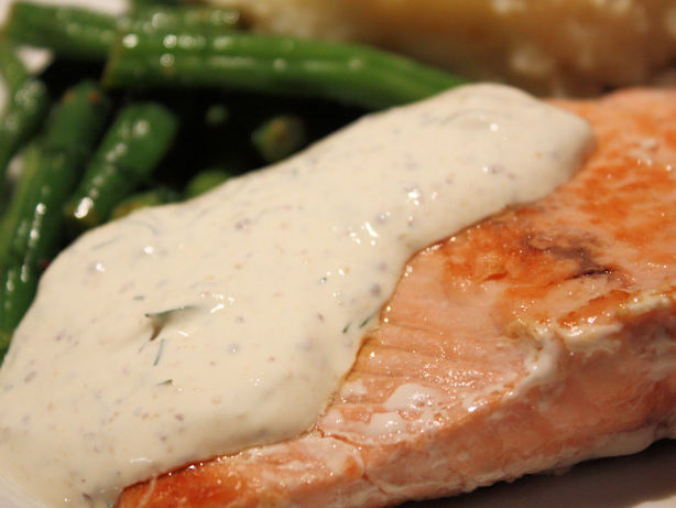 Creamy dill sauce recipe for Dill sauce for fish