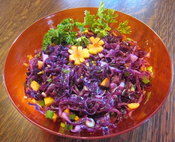 Red Cabbage Coleslaw Recipe - Food.com