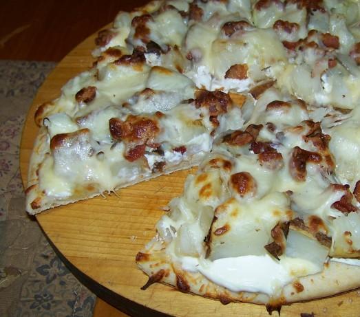 Baked Potato Pizza Recipe - Food.com