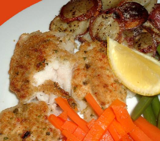 Simple Baked Fish Recipe Food Com