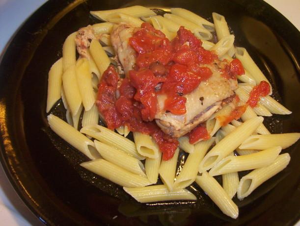 Easy Crock Pot Chicken Cacciatore Recipe Food Com