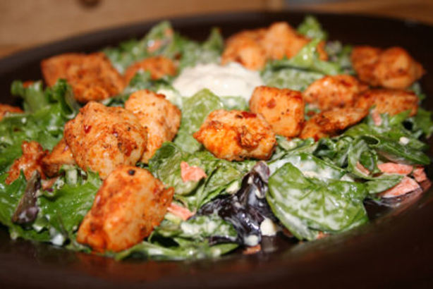 Buffalo Chicken Salad Recipe - Food.com