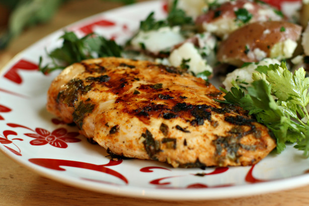 Mediterranean Fish Marinade Recipe - Food.com