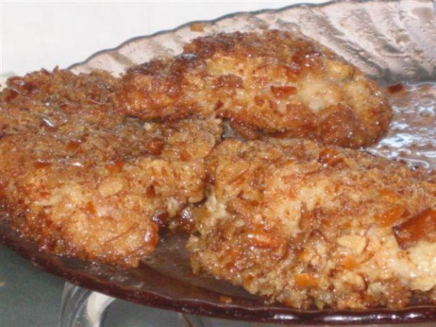 Pretzel pan fried fish recipe for Pan fried fish recipe