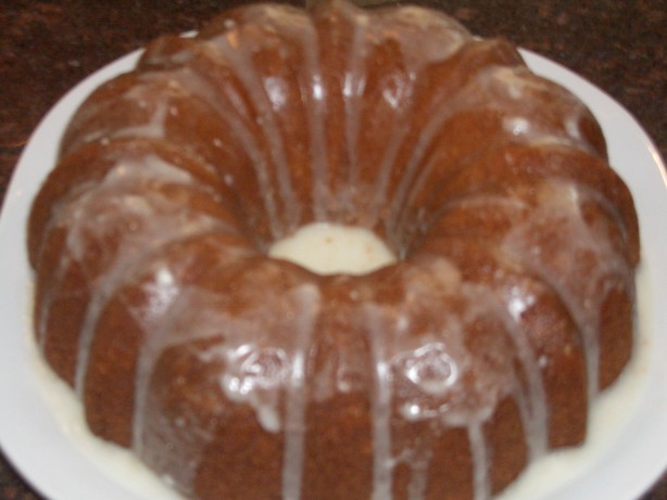 Apricot Bundt Cake Recipe Food Com
