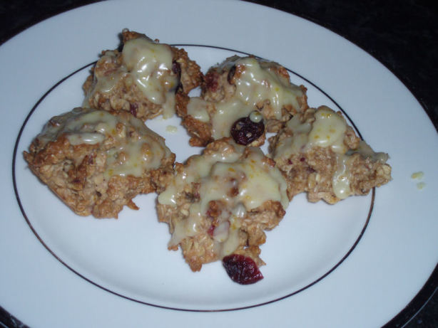 Cranberry Orange Cookies Recipe - Food.com