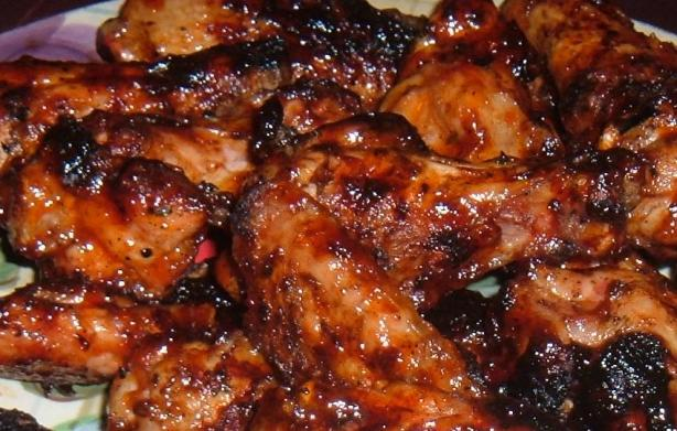 Chicken Wings With Explosive Chile Recipes — Dishmaps