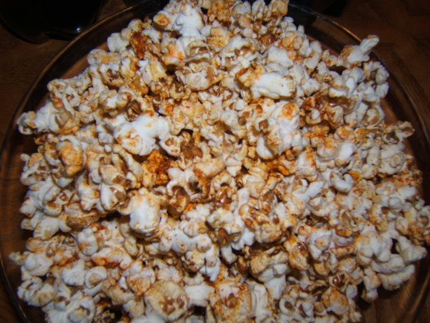 Spicy Cajun Popcorn Recipe - Food.com