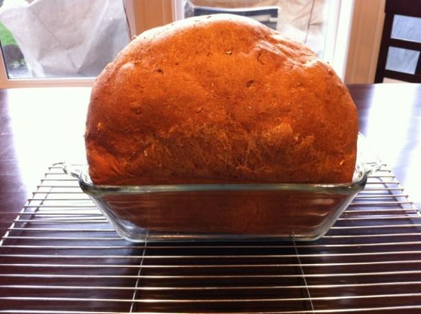 Whole Wheat Oatmeal Buttermilk Bread Recipe - Food.com