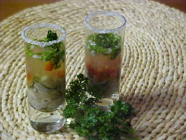 Oyster Shooter Tequila-Oyster Shooter...