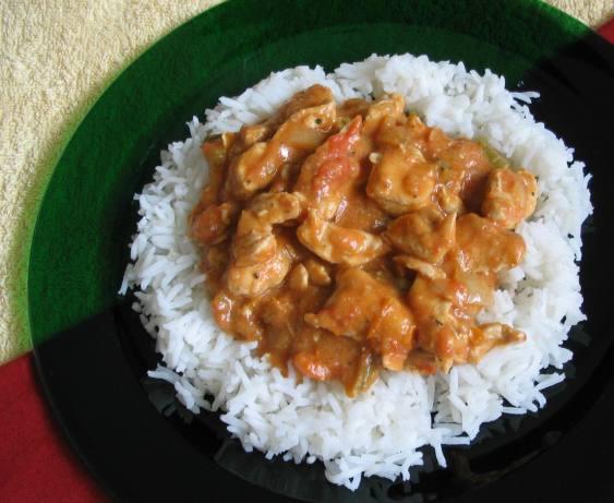 Mafe Senegalese Beef Stew) Recipe