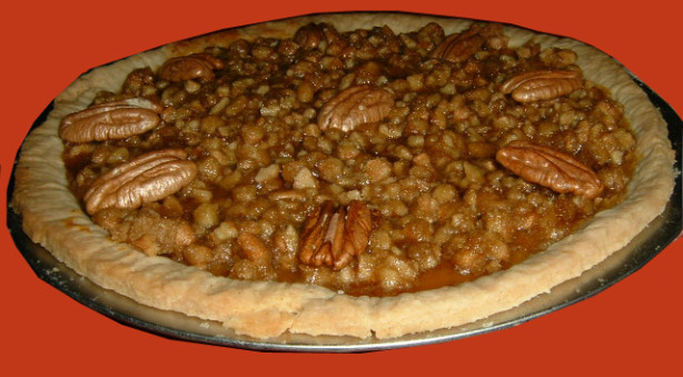 Caramel-Pecan Pumpkin Pie Recipe - Food.com