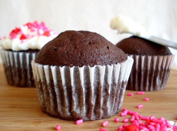 One Bowl Chocolate Cupcakes Recipe - Food.com