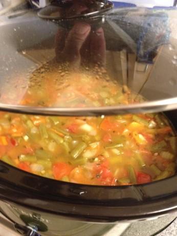 Crock Pot Vegetable Soup Recipe Food Com