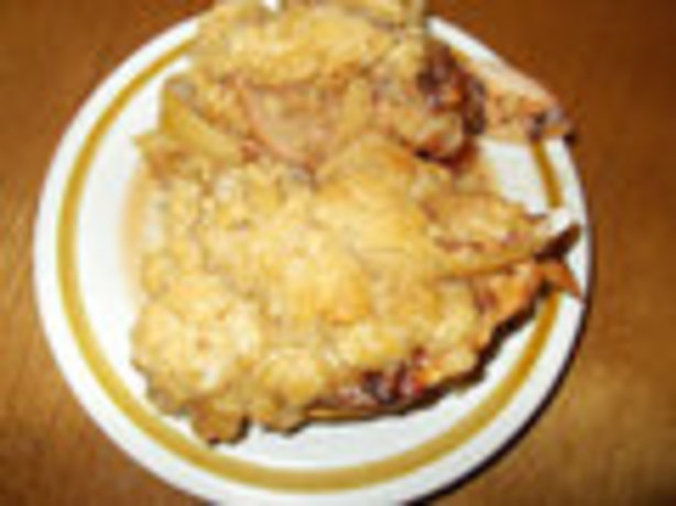 Grandmas Apple Brown Betty Recipe Food Com
