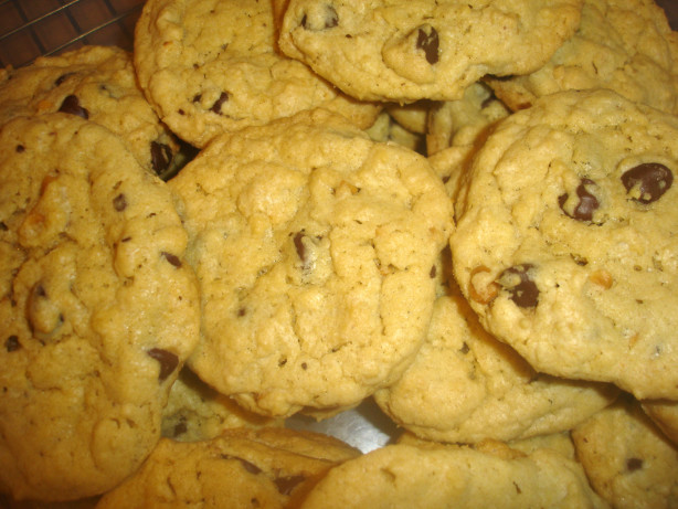 Oatmeal Peanut Butter Chocolate Chip Cookies Recipe - Food.com