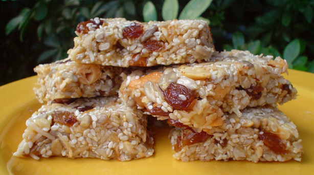 New zealand birdseed bar recipe for Authentic new zealand cuisine
