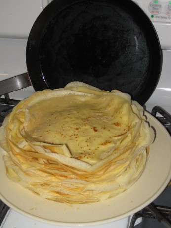 Hungarian Palacsinta Crepes) Recipe - Food.com