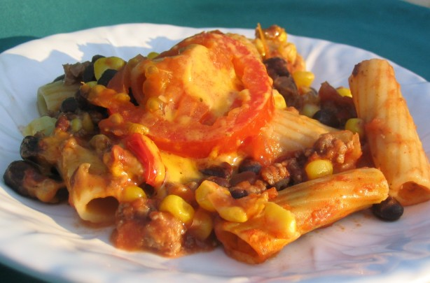 Mexican Pasta Bake Recipe - Food.com