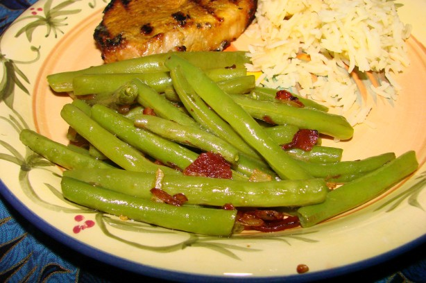 Spanish Green Beans With Bacon Recipe - Food.com