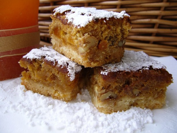 orange shortbread bars bars apricot orange view full sizeapricot ...
