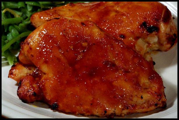 Oven Glazed Caribbean Chicken Recipe - Food.com