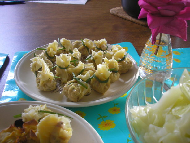 Won ton appetizers recipe chinese for Appetizer chinese cuisine