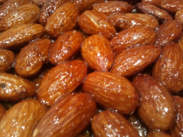 Sugar-and-spice Candied Nuts Recipes — Dishmaps