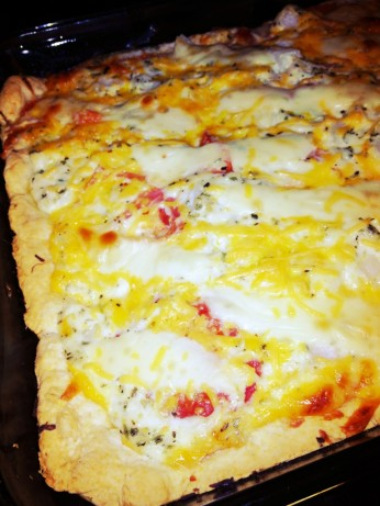 Fresh Tomato Pie Recipe - Food.com