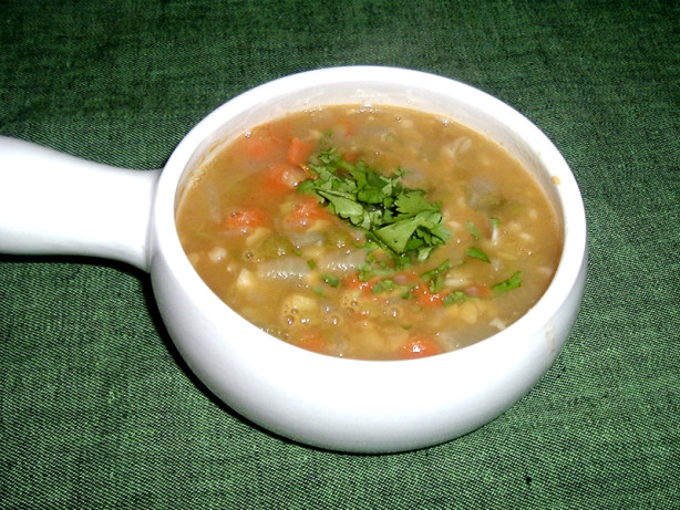 Moroccan Lentil Soup Recipe - Food.com