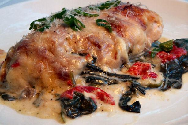 Chicken Florentine Casserole Food Network