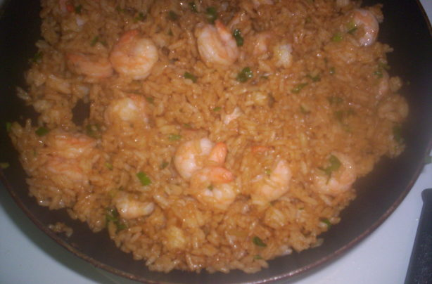 Easy Shrimp Fried Rice Recipe - Food.com