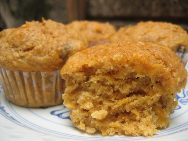 Whole Wheat Sweet Potato Muffins Recipe - Food.com
