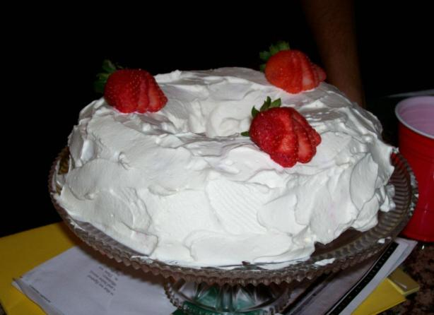 Angel Strawberry Bavarian Recipe Food Com
