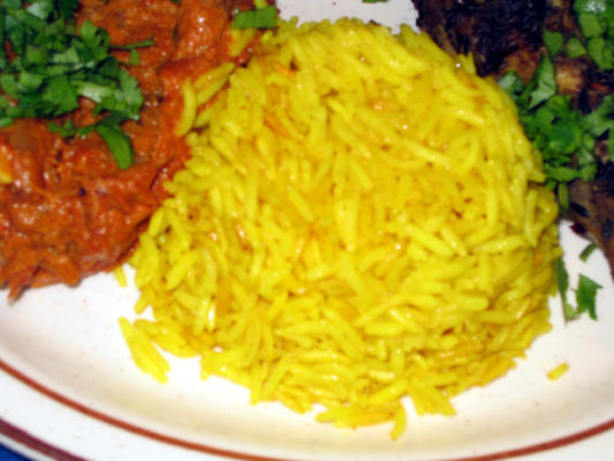 Saffron Rice Recipe - Food.com