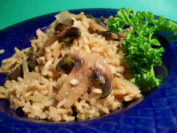 Communication on this topic: Brown Rice Pilaf With Mushrooms, brown-rice-pilaf-with-mushrooms/