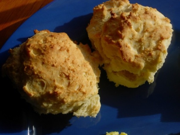 Reduced Fat Biscuits 63