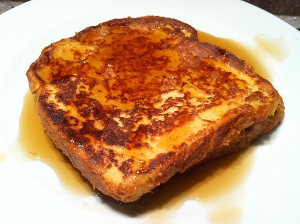 Basic French Toast Recipe Food Com