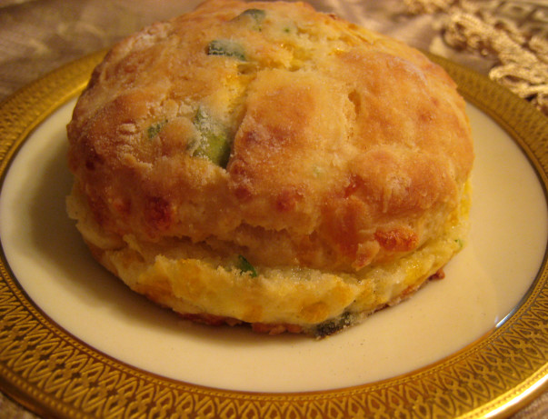 Cheddar And Green Onion Biscuits Recipe - Food.com
