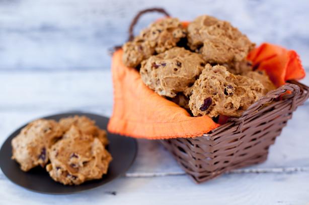 Pumpkin Cookies W Cake Mix