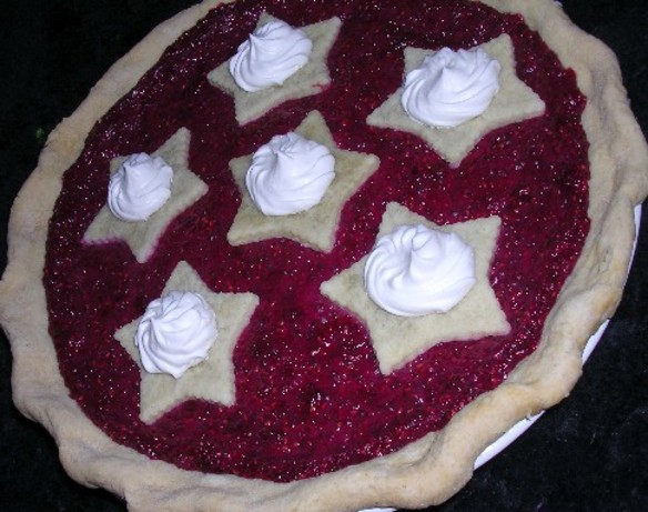 Raspberry Sour Cream Pie Recipe - Food.com