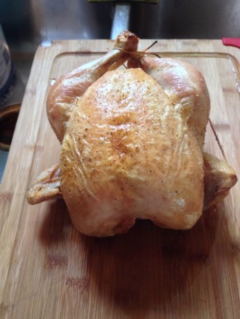 Thomas Kellers Favorite Roast Chicken Recipe - Food.com